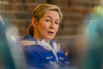 Spaltet Claudia Pechstein den Eissport-Verband?