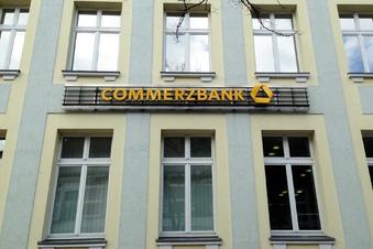 Commerzbank in Hoyerswerda im Aufwind
