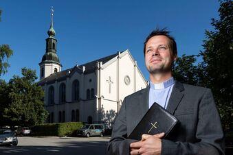 Neuer Pfarrer in Gaußig