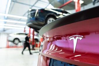 Sachsen wollte die Tesla-Fabrik