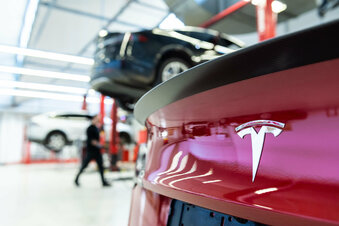 Tesla baut in Grünheide neuartige Batterien