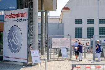 Corona: Tausende freie Impftermine in Sachsen