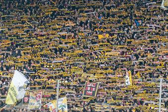 Dynamos Chance und Risiko mit Fans im Stadion