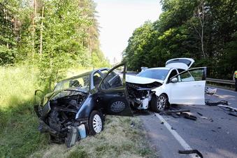 Schwerer Unfall auf S81
