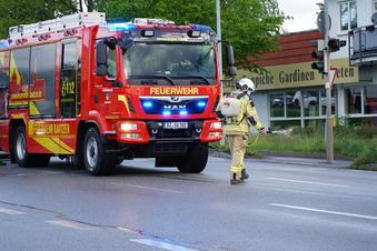 Bautzen: Feuerwehr beseitigt Ölspur