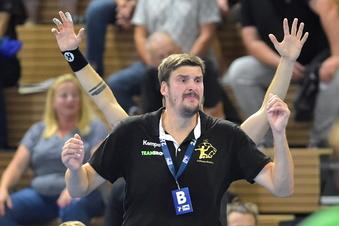 Dresdens Handballer wehren sich gegen den Fehlstart