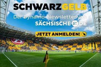 Dynamo feiert: 20. Sieg, 200. Newsletter