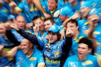 Alonso gibt Formel-1-Comeback