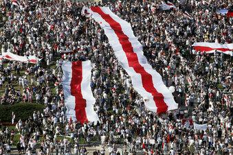 Belarus: Kreml warnt vor Einmischung