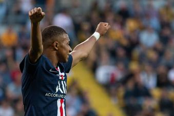 Der Superstar macht gegen Dresden den Unterschied