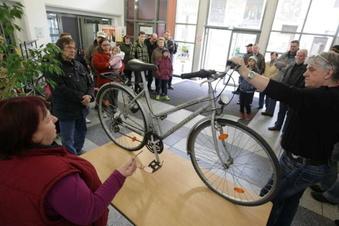 Kamenz: Fahrräder kommen unter den Hammer