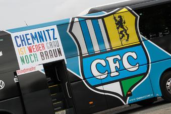 Chemnitzer FC braucht 450.000 Euro