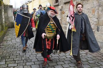 Kein Osterspektakel auf Schloss Burgk