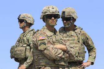 Trumpdroht mit Truppenabzug