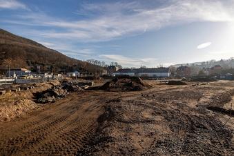 Bau des Freitaler Mühlenparks beginnt