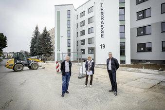 Genossenschaft baut Unikat in Königshufen