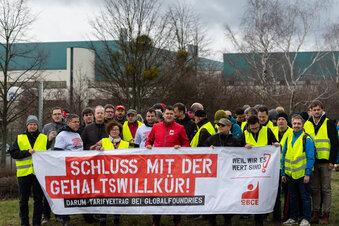 Zum zweiten Mal Streik bei Globalfoundries