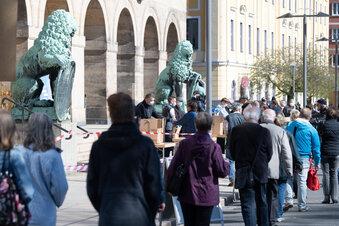 Masken-Aktion: Dresdens OB Hilbert angezeigt