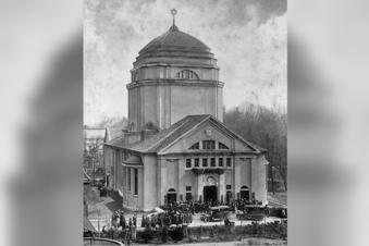 Synagoge: Davidstern ist Zeichen für Toleranz