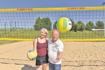 Ein voller Sportpark hilft Dippser Vereinen
