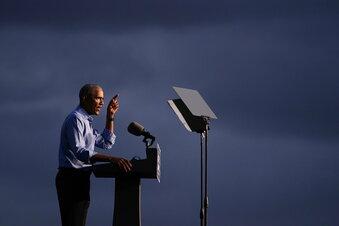 Obama und wie er sein Land sieht