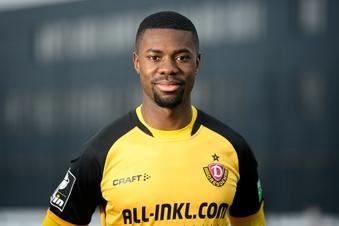 Kwadwo kehrt zurück - nicht zu Dynamo