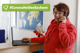 Corona: Sie koordiniert Herrnhuts Hilfe