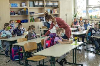 Abstand halten in Schulen und Kitas