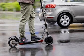 Polizei warnt vor falscher Nutzung von E-Scootern