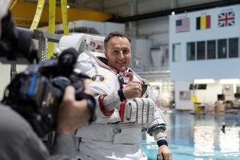Dresdner Medizin-Experiment fliegt zur ISS