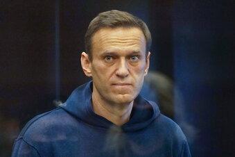 Nawalny soll mehrere Jahre ins Gefängnis