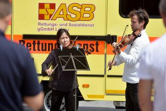 Ein Danke-Konzert für den Rettungsdienst