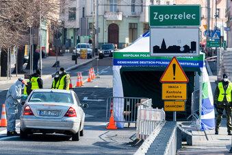 Polnischer Grenzschutz zieht Corona-Bilanz