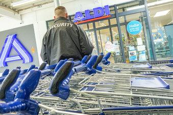 So schützen die Einkaufsmärkte ihre Kunden und Mitarbeiter