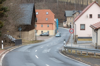 An diesen Bundesstraßen wird 2021 in SOE gebaut