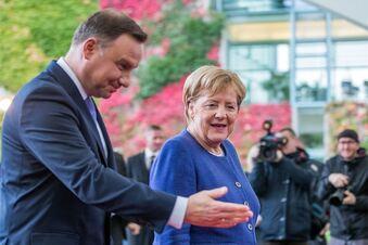 Polen pocht auf Reparationsforderungen