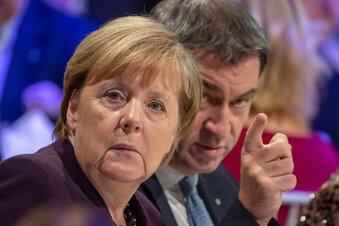 Wird Söder Kanzlerkandidat der Union?