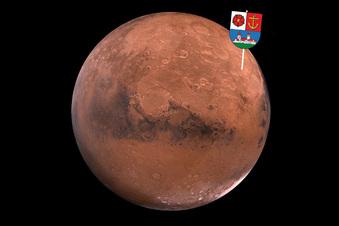 Riesa ist auf dem Nachbarplaneten