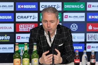 """Dynamos Chef rechnet durch: """"Verlieren fünf Millionen Euro"""""""