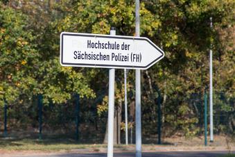 Nach Party: Randale in der Polizeischule