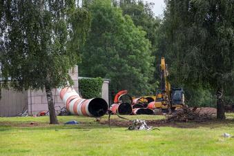 Wilsdruff: Wird die Riesenantenne ein Denkmal?
