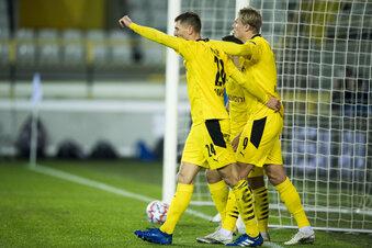 Dortmund schießt sich für Bayern warm
