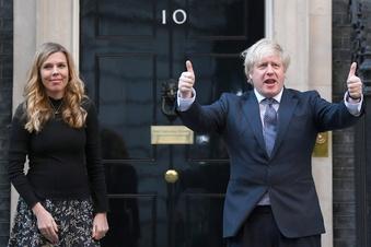 Boris Johnson wird wieder Vater