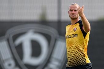 Dynamos Kapitänswahl ist ein Fingerzeig für die Stammelf