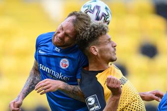 Dynamo und Hansa trennen sich torlos