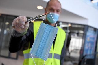 Mehrheit der Sachsen gegen Mundschutzpflicht