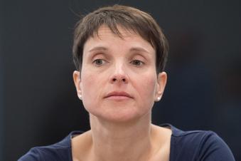 Frauke Petry erneut vor Gericht