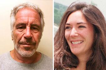 Epsteins Ex-Partnerin bleibt in Haft
