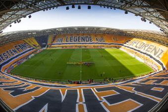 Als Dynamos Ultras den Europa-Rekord aufstellten