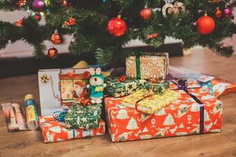 Weihnachtsgeschenke aus Sachsen